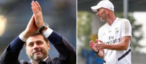 Zidane pourrait bientôt quitter le Real Madrid, selon les journaux espagnols. ©Capture Youtube