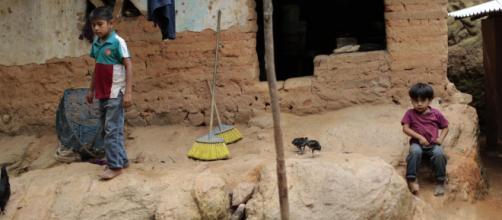 América Latina sigue padeciendo los efectos perjudiciales de la pobreza.