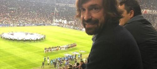 Juventus, Andrea Pirlo: 'Ramsey ci fa giocare bene'.
