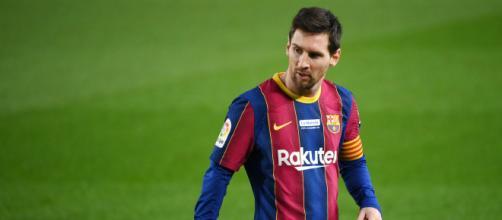 Messi llega a las 643 anotaciones con el FC Barcelona
