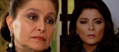 Bernarda declara guerra contra Victoria. (Televisa)
