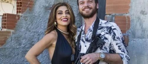 Bibi e Rubinho em 'A Força do Querer'. (Reprodução/ TV Globo)