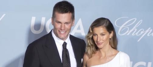 Brady and Gisele were married in 2009. [Image Source: Access/YouTube]