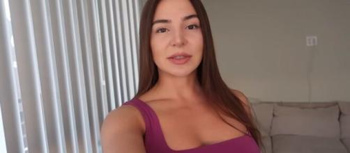 '90 Day Fiancé': Anfisa is apparently in a new relationship. [Image Source: Anfisa/ YouTube]