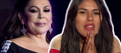 Isa Pantoja quiere hablar con su madre