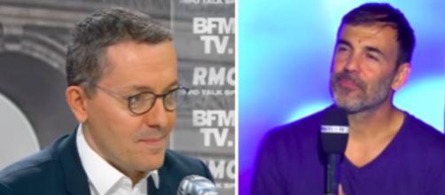 Les propos de Jacques Henri Eyraud interpellent les internautes et Marc Libbra - Photo montage vidéo Youtube