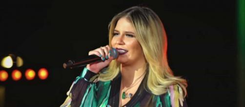 Live de Marília Mendonça é mais vista do Brasil. (Arquivo Blasing News)