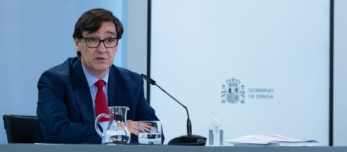 Salvador Illa ha asegurado que la vacuna contra el Covid-19 será efectiva contra la nueva cepa de Reino Unido