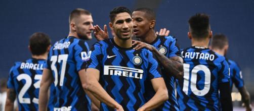 Serie A: Inter-Spezia 2-1, i nerazzurri rimangono in scia al Milan.