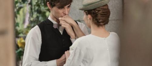 Una Vita spoiler 28 dicembre-2 gennaio: Emilio e Cinta si fidanzano.