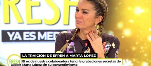 Ya es mediodía Fuente: Telecinco