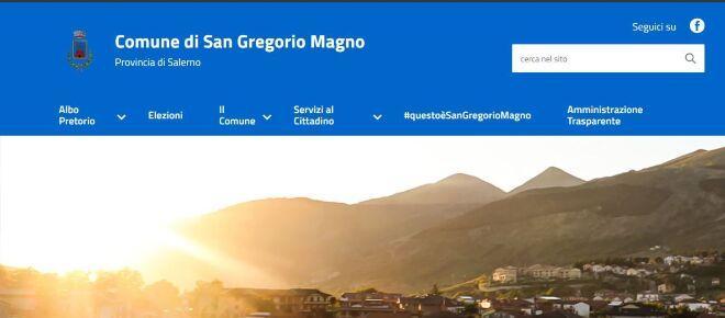Comune di San Gregorio Magno (SA): disponibile l'autocertificazione per i buoni spesa