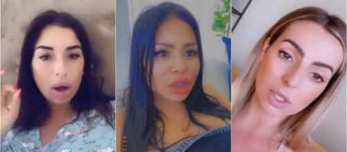 JLC Family : Liam Di Benedetto, Fidji et Hillary réagissent au scandale de la tromperie de Laurent et clashent Maeva Ghennam.