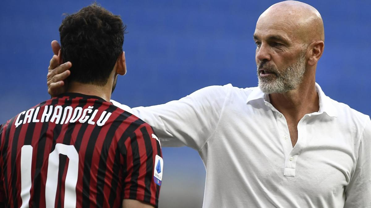 Milan-Lazio: Pioli potrebbe rivoluzionare la formazione titolare, out Kessie