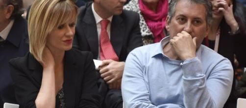 Susanna Griso y su marido Carles