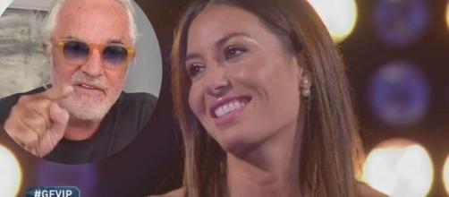 GF Vip, Briatore smentisce contratto con Elisabetta Gregoraci.