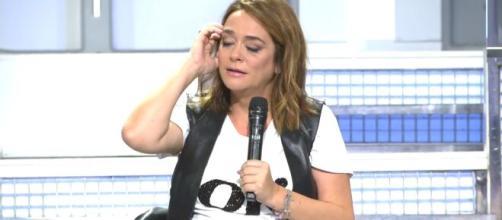 Toñi Moreno en imagen de archivo