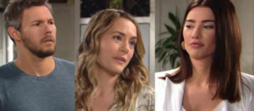 Beautiful, trame Usa: Brooke invita Thomas a stare da lei, Hope sospetta di Liam e Steffy.