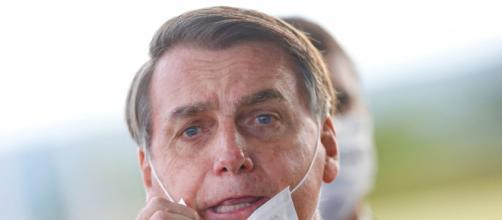 Bolsonaro diz que ninguém vai lhe pressionar sobre as vacinas. (Arquivo Blasting News)