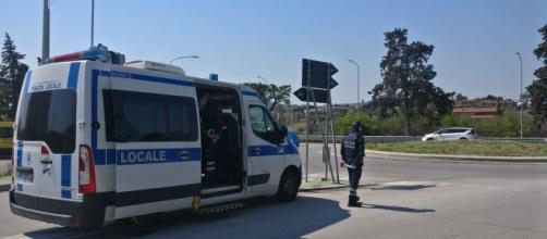 Ciclista fermato a Galbiate, multa contestata.