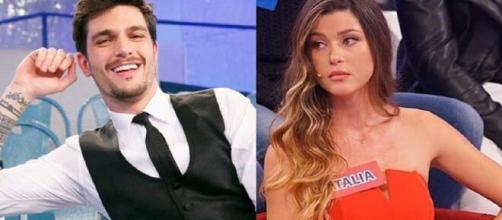GF Vip: Natalia Paragoni e Andrea Zelletta