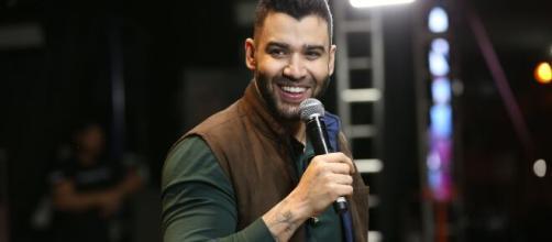 Gusttavo Lima deseja Feliz Natal aos fãs. (Arquivo Blasting News)