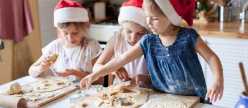 La Navidad también puede ser un maravilloso momento para enseñarles a los niños a comer con moderación.