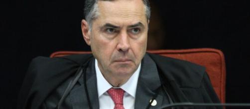 Barroso nega nomeação de prefeito até uma nova decisão do STF. (Arquivo Blasting News)