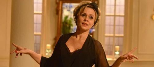 Giulia Gam brilhou nas novelas da Globo. (Reprodução/TV Globo)