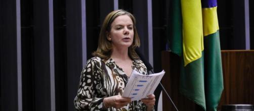PT entra com pedido de afastamento contra Ramagem no caso dos relatórios. (Arquivo Blasting News)