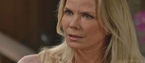 Beautiful, trame americane: Brooke apprende che Thomas ha chiesto una notte d'amore a Hope.