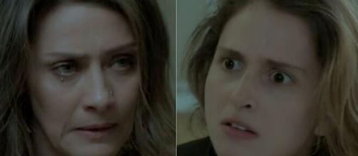 """Ivana será escorraçada pela mãe em """"A Força do Querer"""". (Foto: Globo)."""