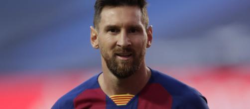 Lionel Messi dice que le gustaría vivir en los Estados Unidos