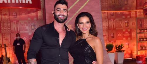 Mariana Rios nega romance com Gusttavo Lima. (Arquivo Blasting News)