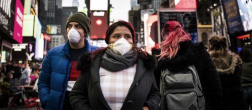 New York registró un aumento de los casos de coronavirus durante el fin de semana.