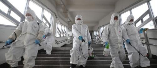 Nova cepa do coronavírus: Coreia do Sul detecta casos. (Arquivo Blasting News)