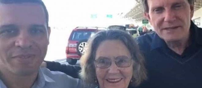 Mãe de Crivella morre aos 85 anos no Rio de Janeiro