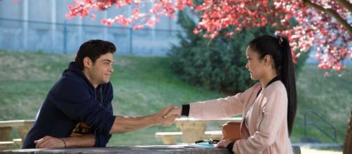 'A todos los chicos de los que me enamoré': película romántica