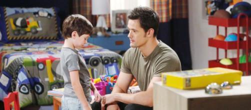 Beautiful: Thomas decide di affidare Douglas a Hope.