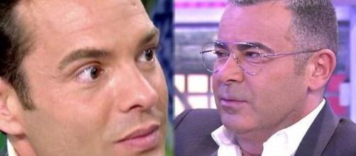 Jorge Javier Vázquez y Antonio Rossi durante el Polideluxe