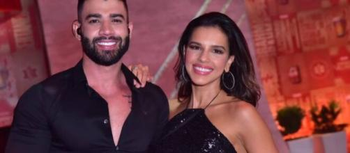 Mariana Rios nega affair com Gusttavo Lima. (Arquivo Blasting News)