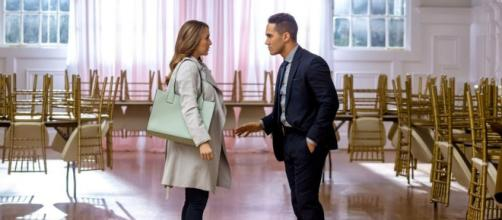 """On Location """"Picture Perfect Mysteries"""" image via Hallmark Movies and Mysteries/YouTube Screencap"""