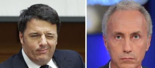 Recovery Fund: Travaglio ironizza sul piano 'Ciao' presentato da Renzi.
