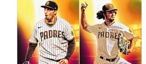 Snell y Darvish llegan a una rotación temible de los Padres. MLB.com.