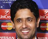 Al-Khelaifi confirme à demi-mot la rumeur sur l'arrivée de Messi. ©Aisha sahukar