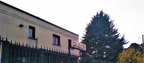 A Bellano sono comparse sui muri scritte con pesanti insinuazioni contro il comandante della stazione dei carabinieri.