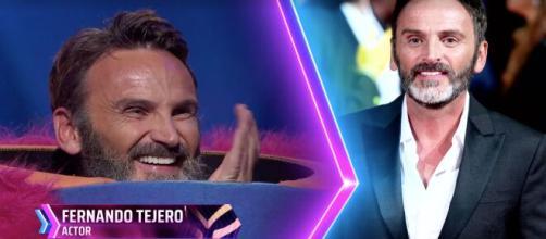 El actor Fernando Tejero se revela como el monstruo en 'Mask Singer'.