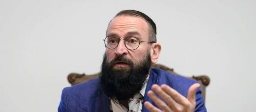 El eurodiputado húngaro Jozsef Szajer, multado por participar en una fiesta sexual gay en Bruselas.