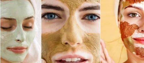 Las mascarillas faciales rejuvenecen la piel