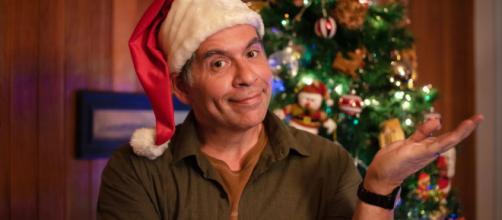 Leandro Hassum vive homem que não gosta do Natal em 'Tudo bem no Natal que vem' na Netflix. (Divulgação/Netflix)